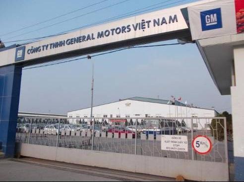 Kiểm toán năng lượng công ty TNHH General motors Việt Nam