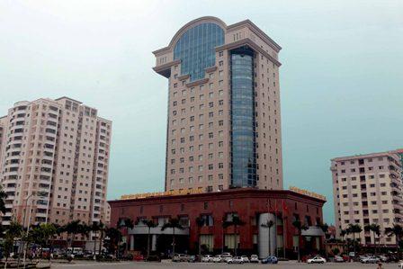 Kiểm toán năng lượng tòa nhà trụ sở ngân hàng Agribank