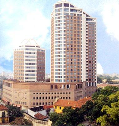Kiểm toán năng lượng Tháp trung tâm Hà Nội