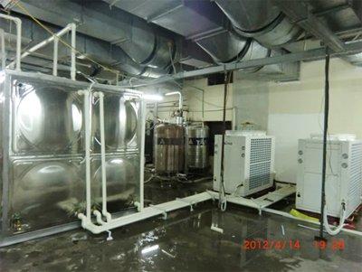 Tư vấn lắp đặt hệ thống Heat pump