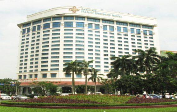 Kiểm toán năng lượn khách sạn Daewoo Hà Nội